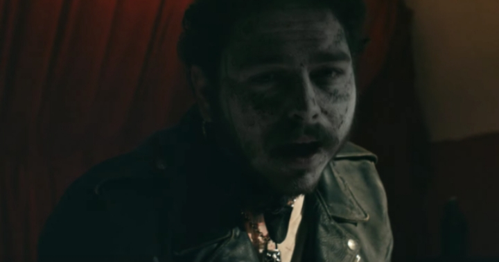A Melodramatic Tour With Post Malone - Goodbyes Lyrics